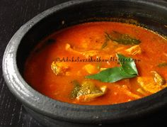 Adukala Vishesham: Tomato Fish Curry