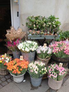 Kukkakauppa Köpiksessä