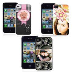iPhone 4 / 4S - Rückseite bedruckt