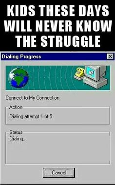 The struggle was real.