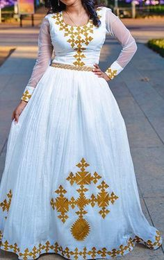 African Print Dresses, African Fashion Dresses, African Dress, Ethiopian Wedding Dress, Ethiopian Dress, Ethiopian Traditional Dress, Traditional Dresses, Xhosa Attire, Culture Clothing