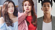 Solbin do LABOUM vai se juntar a Kyung Soo Jin e Yunho do TVXQ no novo drama 'Meloholic'