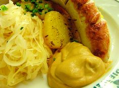 Germans know how to make comfort food! Enjoy it at Raiths in the Garden Centre.