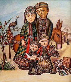 SEVADA GRIGORYAN, Armenian artist - Художник Севад Григорян