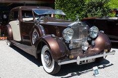 Rolls-Royce Wraith Park Ward Sedanca de Ville