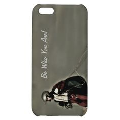 Be Who you Are! Matte Finish iPhone 5C Case