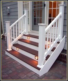 Composite Deck Steps                                                       …