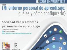 Sociedad Red y PLE #pleibi