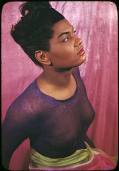 Pearl Bailey, By Carl Van Vechten, , New York, 1946.