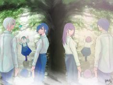 Kaneki Y Touka, Tokyo Ghoul Manga, Anime Poses, Anime Crossover, Fan Art, Fandoms, Animals, Places, Anime Characters