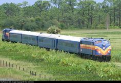 RailPictures.Net Photo: SGLR 501 Seminole Gulf EMD NPCU at South Punta Gorda Heights, Florida by Rob Schreiner