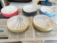 Fresh ceramic plates #ceramique #myceramics #sophiavlachou