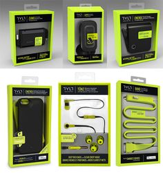 If It's Hip, It's Here: Looking For Great Tech Product Design and Packaging? Go Full TYLT.