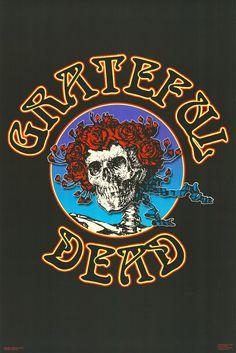 Grateful Dead - Skull and Roses