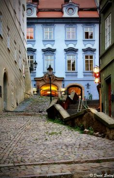 Lesser Quarter   Jánský vršek (Nerudova Street)