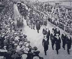 Nurse Edith Cavells remains brought back through Dover, Kent. Edith Cavell, Dover Kent, Norwich Cathedral, Dover Castle, Nurse Stuff, School Pictures, World War One, Nightingale, Back In Time