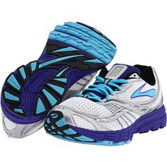 Potential new running shoes...have become my new running shoes!  Love them!