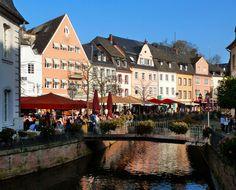 Saarburg (Rheinland-Pfalz), near Trier, Germany