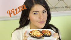 PIZZA VEGETARIANA | COMO HACER PIZZA RECETA | MUSAS | LOS POLINESIOS