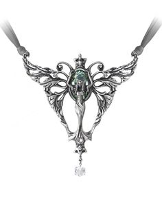 """La Belle Espirit"" Pendant by Alchemy of England #InkedShop #pendant #necklace #jewelry"