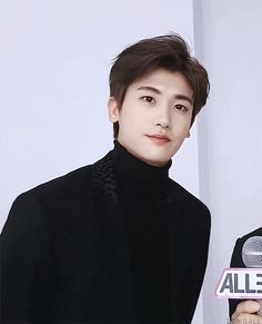 """That moment when you ask him """"do you love me?"""" His response is. Park Hyung Sik, Strong Girls, Strong Women, Asian Actors, Korean Actors, Ahn Min Hyuk, Park Bo Young, Kdrama Actors, Korean Star"""