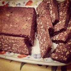 Gateau au chocolat sans cuisson !! Pour toute celles (et ceux) qui n'ont pas de four!