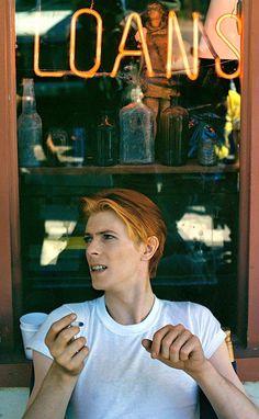 David Bowie, TMWFTE