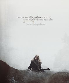 Image about the hobbit in movies by leia on We Heart It Legolas And Thranduil, Fili And Kili, Hobbit 1, Misty Eyes, Im Coming Home, Concerning Hobbits, One Does Not Simply, The Hobbit Movies, Character Quotes