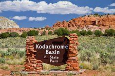 DKos Tour Series: Kodachrome Basin State Park