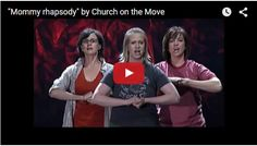 We absolutely love this.  These ladies did a great job.  It's the ultimate Ode to Moms. This parody of Queen's Bohemian Rhapsody was performed by three moms on Mothers Day at Church on the Move. Here are the lyrics of the Mommy Rhapsody: LYRICS: Is this the real life Is this just fantasy? Caught in a landslide ... Read more...