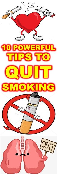 Here Are 10 Powerful Tips To Quit Smoking - Howsite