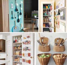 Small Apartment Kitchen Storage Ideas - Allcomforthvac.com