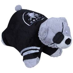 NFL Oakland Raiders Pillow Pet #FabriqueInnovations
