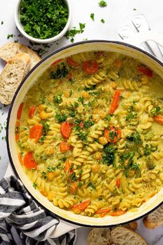 Creamy Chickpea Noodle Soup #Chickpea #garbanzobean #garbanzos #Taquitos #cooking #cook #dinner #vegan #healthylifestyle #healthyliving #nutritious Veggie Noodle Soup, Vegan Chicken Noodle Soup, Veggie Noodles, Chickpea Soup, Chickpea Recipes, Healthy Recipes, Vegan Soups, Vegan Dishes, All You Need Is