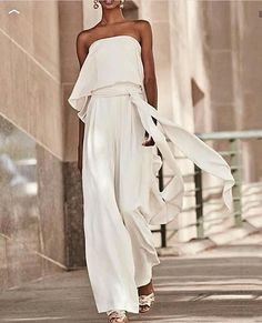 Product Sexy Pure Colour Belted Off-shoulder Sleeveless Jumpsuits Brand Name Milaioshopshop SKU Gender Women Sty Sexy Dresses, Casual Dresses, Fashion Dresses, Elegant Dresses, Formal Dresses, Summer Dresses, Pink Dresses, Winter Dresses, Summer Outfit