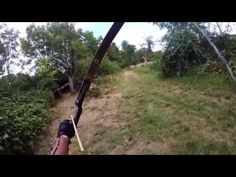 Bow shooting with Hoyt Buffalo and GoPro Hero 4 in Jagsthausen (Germany) - YouTube