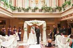 Joanne: The first was the look in Archie's eyes when I first walked into our ceremony room. Our eyes immediately connected and it was if no one else was in that room. Archie got choked up and his emotions were overwhelming.