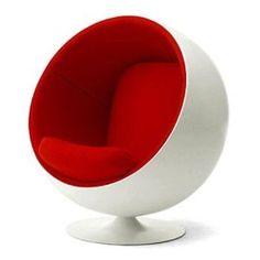 Ball Chair, Eero Aarnio