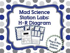 Hr diagram student led station lab diagram labs and students a low prep station lab that teaches students about the h r diagram using 8 hands ccuart Image collections