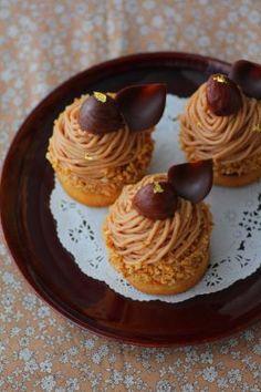 「モンブランタルト」あいりおー | お菓子・パンのレシピや作り方【corecle*コレクル】