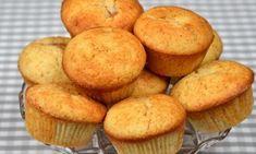 Caesar Pasta Salads, Fika, I Want To Eat, No Bake Desserts, Doughnuts, Baking Recipes, Deserts, Cupcakes, Favorite Recipes