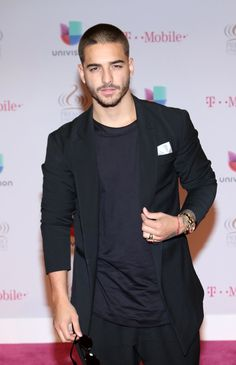 Pin for Later: The Best Pictures From the 2016 Premios Lo Nuestro When We Realized Our Megacrush on Maluma