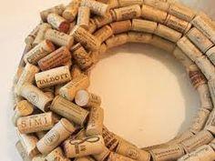 Resultado de imagem para cork crafts christmas