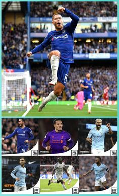 20/04/2019 : Eden Hazard has been nominated for the 2019 PFA Players' Player award! 👏🤩