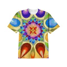 Balance T-shirt from Print All Over Me