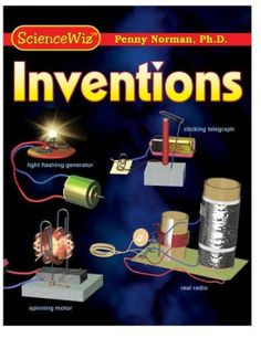 Amazon.com: ScienceWiz / Inventions Kit: PhD Penny Norman: Toys & Games