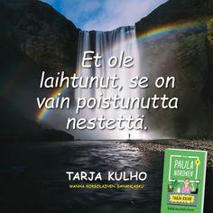 Lisää korsolaista viisautta Paula Norosen kirjassa Tarja Kulho - Räkkärimarketin kassa. Lue tai kuuntele nyt! #TarjaKulho Movie Posters, Instagram, Film Posters, Billboard