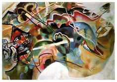 Wassily Kandinsky - Picture With A White Border