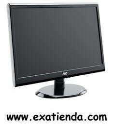 """Ya disponible Monitor AOC 20"""" led mm e2050sdak   (por sólo 102.89 € IVA incluído):   -Color:Negro -Brillo/luminosidad:250 (typ) cd/m2 -Contraste: 1000:1 / 20000000:1 (dinámico) -Formato pantalla:LED 20"""" (16:9) -Tamaño punto:0.276 mm -Angulo de visión:H/V 170º/160º -Resolución:1600 x 900 a 60 Hz -Tiempo de respuesta: 5 ms -Colores:16M -Señal de entrada/interfaz:VGA/ DVI -Altavoces:SI -Dimensiones (an.x al. x prof.):47.775 x36.1 x17.5 cm -Peso:3.02kg -Vesa:75 x 75 mm"""