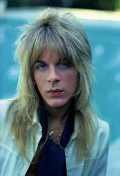 Randy Rhoads - (December 1956 – March plane crash - founding member of Quiet Riot and guitar player for Ozzy's first two LPs Hard Rock, Rock N Roll, 80s Hair Bands, Classic Rock Bands, Best Guitarist, Heavy Metal Music, Heavy Metal Bands, New Wave, Live Rock